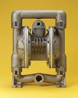 Versamatic e1 1 metallic air operated diaphragm pump pump power ccuart Images