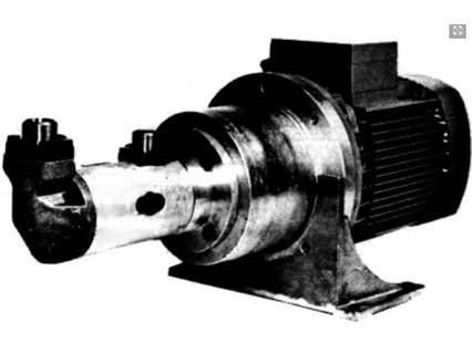 IMO AB 3 Screw – Medium/High Pressure Pumps (E4, D4, D6